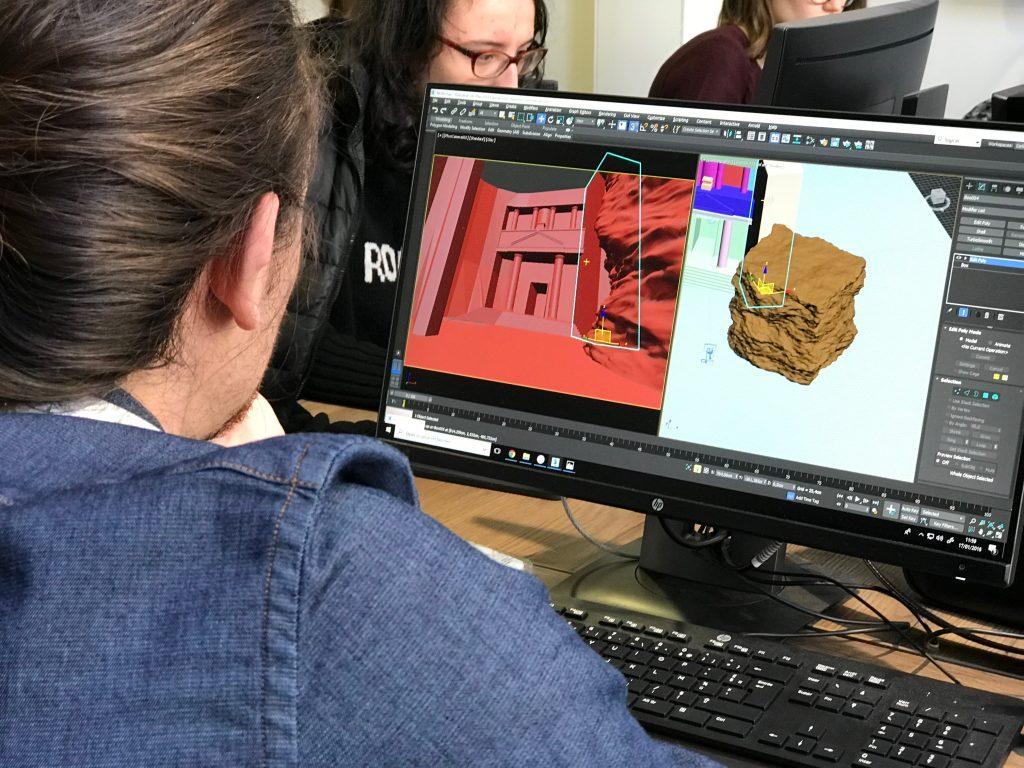créer des environnements 3D