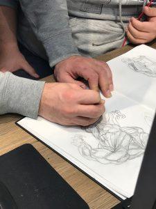 Approfondissement du travail de la morphologie