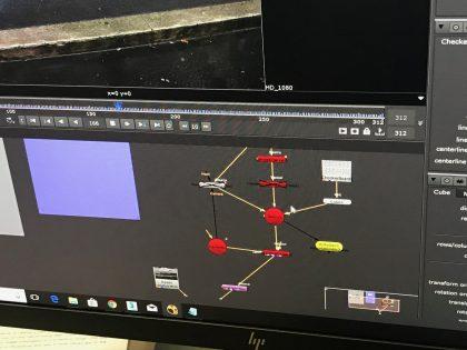 Traitement : après le tracking 2D, voici le tracking 3D
